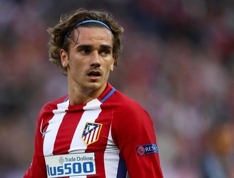 Antoine Griezmann dismisses Man United talk
