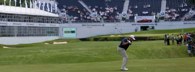 """Brain fart"" spoils Shane Lowry's finish at the BMW PGA Championship"