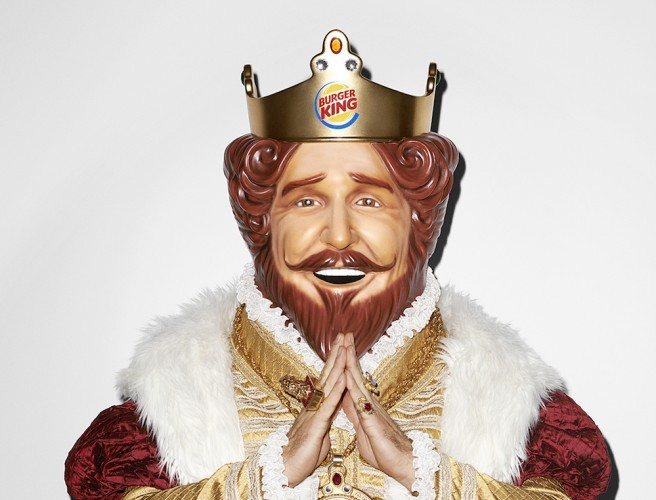 Burger King grilled by Belgian monarch over online advert