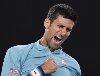 Straight sets wins for Nadal and Djokovic