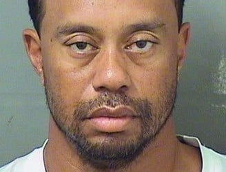 Tiger Woods arrested on suspicion of driving under the influence