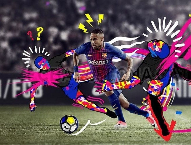 Who is Barcelona's new kit sponsors?