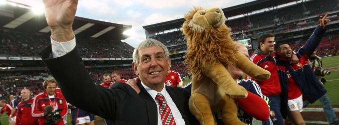 "Ian McGeechan: Warm-up losses are ""irrelevant"" on Lions tour"