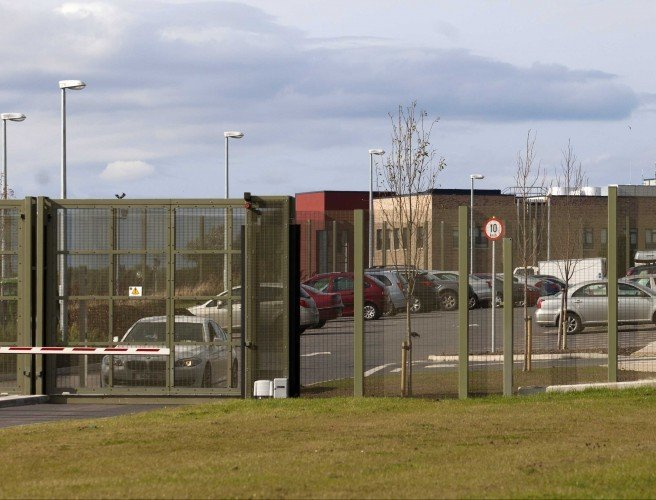 Oberstown Detention Centre in breach of national safety standards
