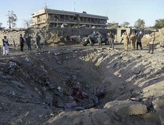 At least 90 killed in Kabul explosion near embassies