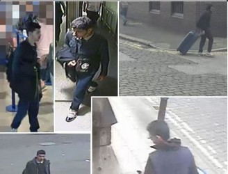 New CCTV images released of Manchester bomber