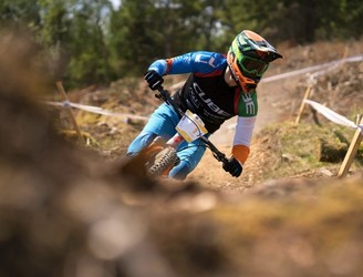 """I haven't gotten that adrenaline rush anywhere else"": Greg Callaghan on falling in love with Enduro"
