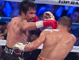 Manny Pacquiao ticket sales pass the 40,000 mark
