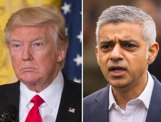 Khan calls for cancellation of Trump state visit