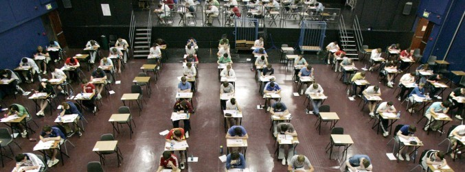 More than 120,000 students to begin state exams