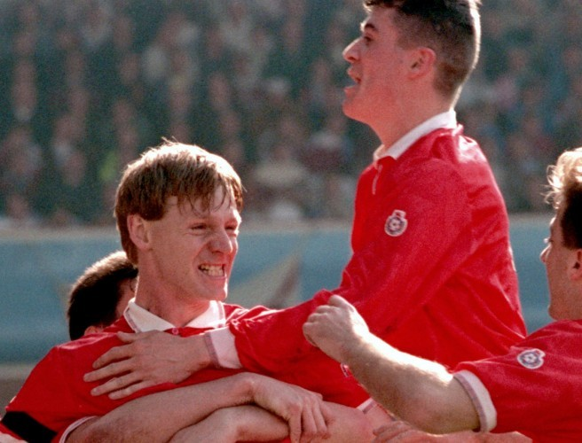 Nottingham Forest, Roy Keane, Stuart Pearce