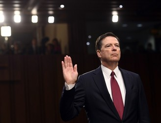 James Comey believes the Russia investigation was the reason for his firing