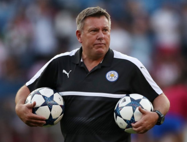 Craig Shakespeare rewarded with three year deal at Leicester