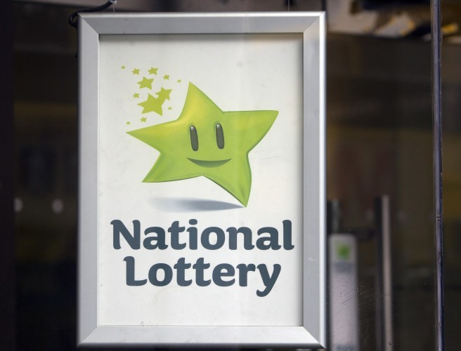 One winner of €2.9m Lotto jackpot