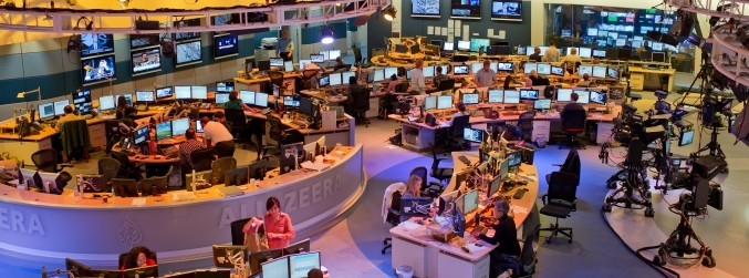 "Al Jazeera hit by cyber attack ""on all systems"""