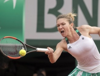 Simona Halep reaches French Open final