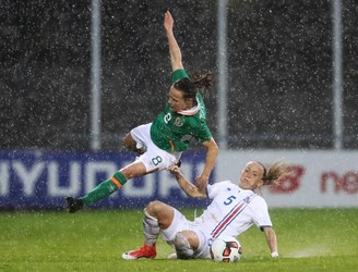 Ireland held to scoreless draw with Iceland