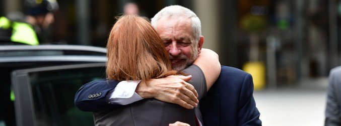 "Jeremy Corbyn: ""We are ready to serve the country"""
