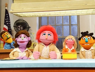 'Sesame Street' does time with 'Orange is the New Snack' parody