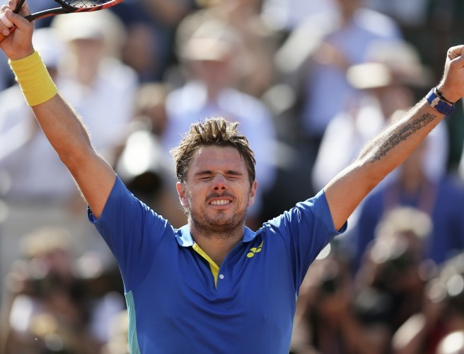 French Open finals: Nadal vs. Wawrinka, Halep vs. Ostapenko