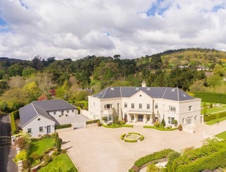 PICTURES: One of Ireland's 'finest mansions' goes on the market