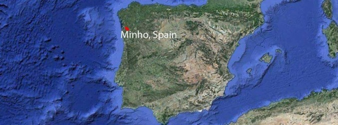 Irish man dies off the coast of Spain