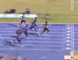 WATCH: Usain Bolt wins last ever race on home soil