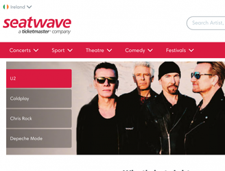 """Ticketmaster never sells tickets on Seatwave"" says Ticketmaster boss"