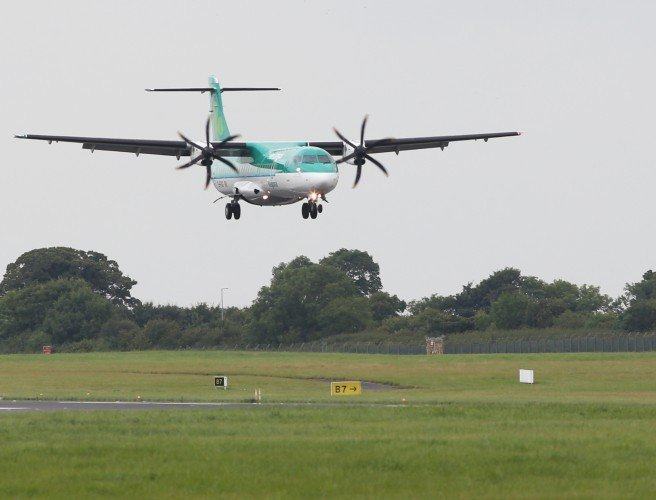 Aer Lingus Regional services pass 2 million passenger mark in Cork