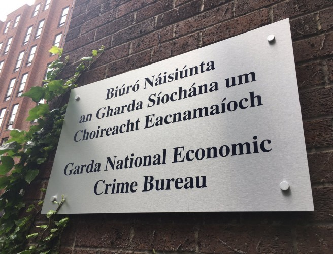 Gardai launch new IT systems to tackle fraud & terrorist financing