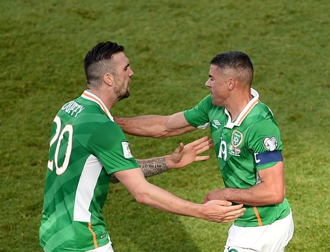 Jonathan Walters Rescues Point For Ireland Against Austria