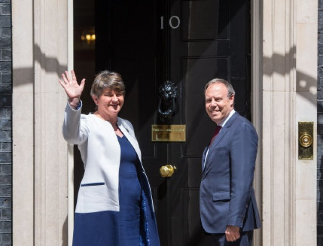 "Talks between DUP & Tories ""not going as expected"""