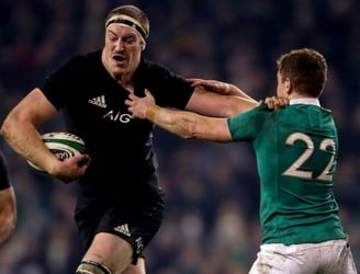 Retallick relishing Samoa clash ahead of Lions Series