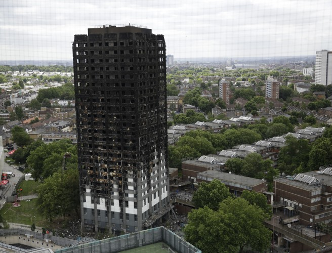 Police say Grenfell fire death toll 'may come down a little bit'