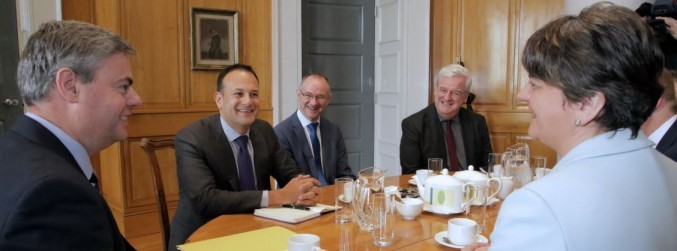 "Stormont deal ""very realistic"" by the end of the month"