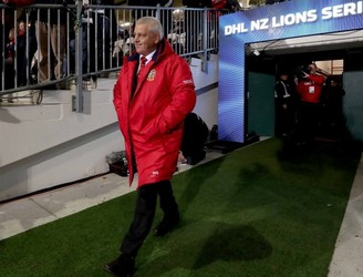 Gatland delighted with build-up to the test series