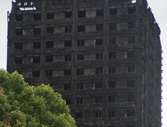 Man who claimed he lost family in Grenfell Tower charged with fraud