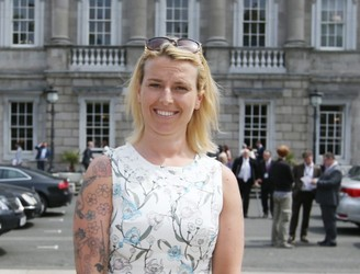 Lynn Ruane: From shoplifting to the Seanad