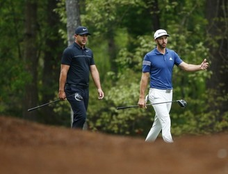 Brooks Koepka reveals phonecall with Dustin Johnson contributed to US Open victory