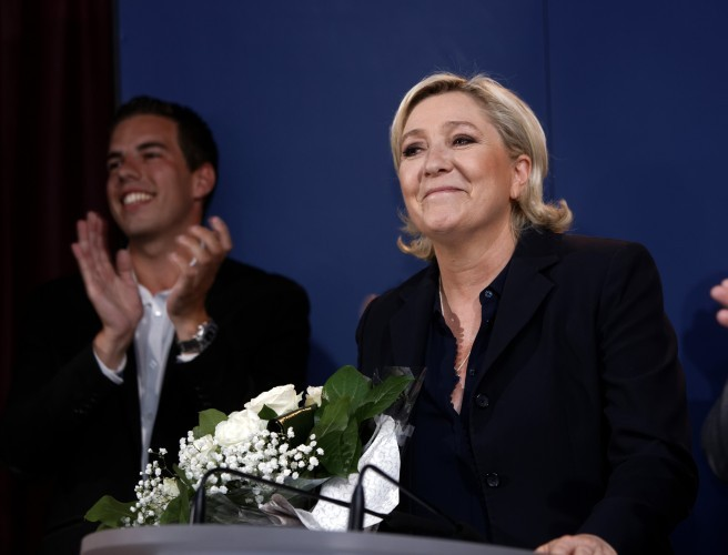 Le Pen claims Assembly seat as Front National are pounded at the polls