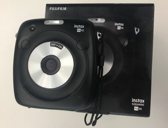 FujiFilm Instax 10: The instant camera that costs a pretty penny but fails to pack a punch