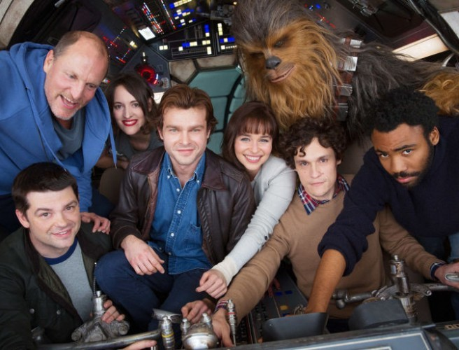 """Uh, everything's under control. Situation normal"" - Directors depart 'Han Solo' spin-off"