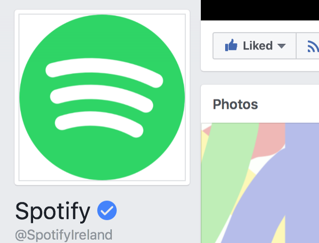 Spotify allows users to create playlists via Facebook Messenger
