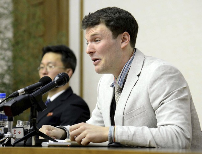 North Korea denies torturing US student