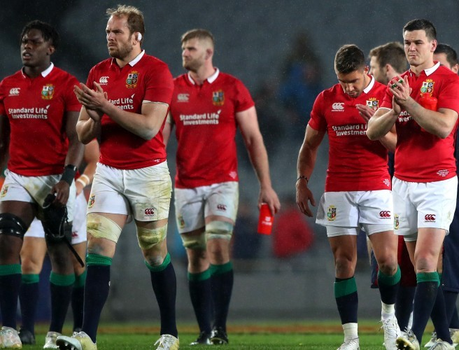 Lions Player Ratings: The All Blacks power to victory