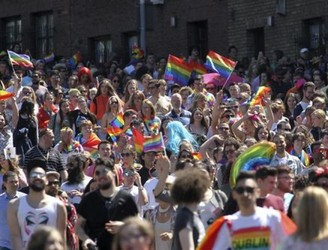 Thousands attend Dublin's Pride Parade