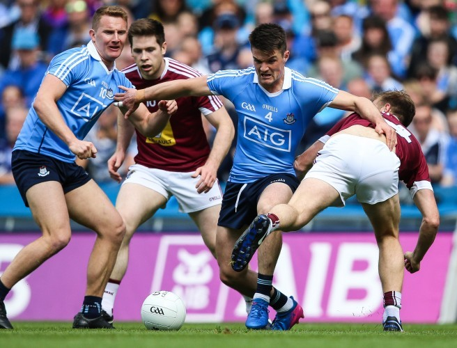 Dublin hammer Westmeath to advance to provincial final