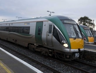 Irish Rail apologises after passengers stuck on train for seven hours