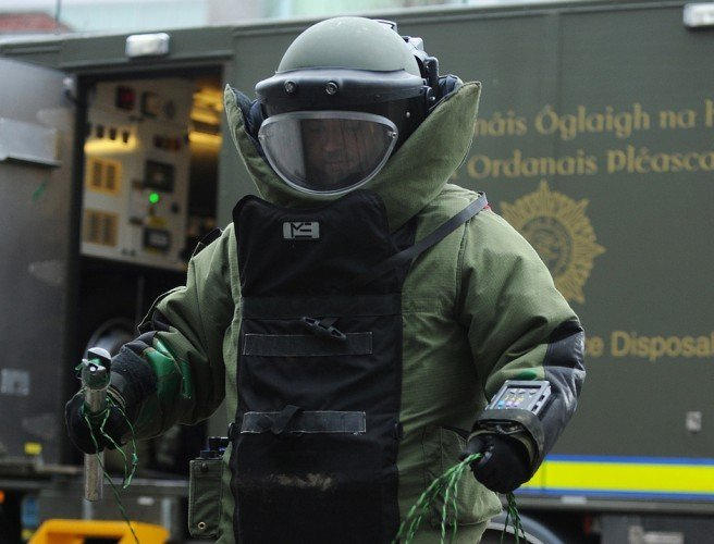 Army bomb team called to security alert in Maynooth