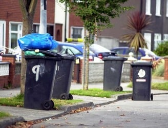 Opposition parties slam new bin charges scheme